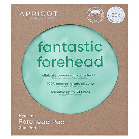 APRICOT Stirn Pad mit Hyaluron fantastic forehead 1 Stück