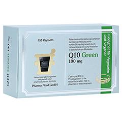 Q10 GREEN 100 mg Kapseln 150 Stück