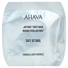 AHAVA Safe pRetinol Sheet Mask Beutel 1 Stück