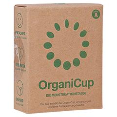 ORGANICUP Menstruationstasse 25 ml Gr.A 40x65mm 1 Stück