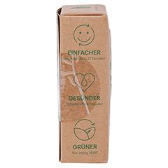 ORGANICUP Menstruationstasse 25 ml Gr.A 40x65mm 1 Stück - Linke Seite