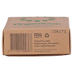 ORGANICUP Menstruationstasse 25 ml Gr.A 40x65mm 1 Stück - Unterseite