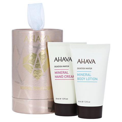 AHAVA Mineral Power Couple Creme 80 Milliliter
