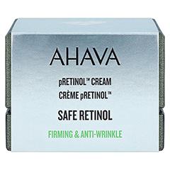 AHAVA Safe pRetinol Cream + gratis Ahava Safe pRetinol Sheet Mask 50 Milliliter - Vorderseite