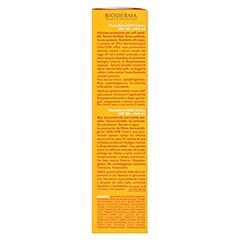 BIODERMA Photoderm Max Creme SPF 50+ ungetönt + gratis BIODERMA Sensibio Gel 45 ml 40 Milliliter - Linke Seite