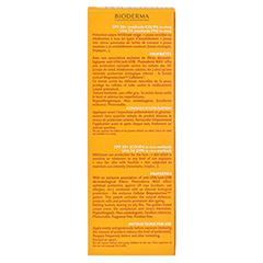 BIODERMA Photoderm Max Creme SPF 50+ getönt 40 Milliliter - Rückseite