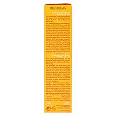 BIODERMA Photoderm Max Creme SPF 50+ ungetönt + gratis BIODERMA Sensibio Gel 45 ml 40 Milliliter - Rechte Seite