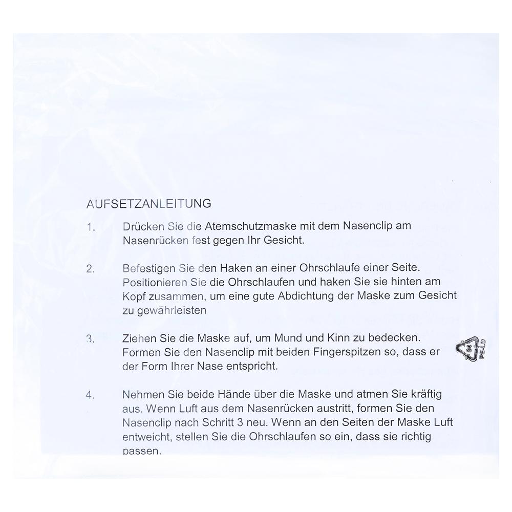 MUNDSCHUTZ FFP2 ohne Ventil 7 Stück online bestellen ...
