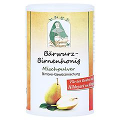 BÄRWURZ-BIRNENHONIG Mischpulver 70 Gramm