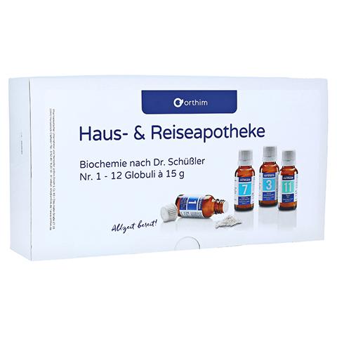 Biochemie Orthim Haus-/Reiseapotheke Globuli 1 Packung