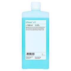 LIFOSAN soft Spenderflasche 1000 Milliliter - Rückseite