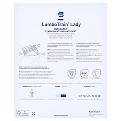 LUMBOTRAIN Lady Gr.7 titan 1 Stück - Rückseite