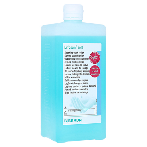 LIFOSAN soft Spenderflasche 1000 Milliliter