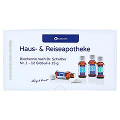 Biochemie Orthim Haus-/Reiseapotheke Globuli 1 Packung - Vorderseite