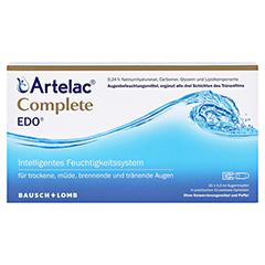 ARTELAC Complete EDO Augentropfen 30x0.5 Milliliter - Vorderseite
