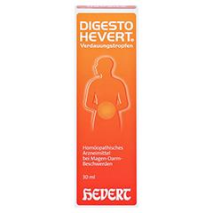 DIGESTO Hevert Verdauungstropfen 30 Milliliter N1 - Vorderseite