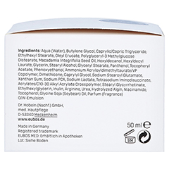 Eubos Sensitive Feuchtigkeitscreme Tagespflege 50 Milliliter - Rechte Seite