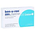 Ben-u-ron 250mg 10 Stück N1