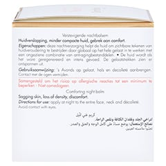 Avène DermAbsolu Nacht Wohltuender Nachtbalsam + gratis Avène Hygiene-Set 40 Milliliter - Linke Seite