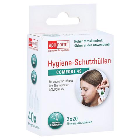 APONORM Fieberthermometer Ohr Comfort Schutzhüllen 40 Stück