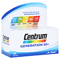 Centrum Generation 50+ Tabletten 100 Stück