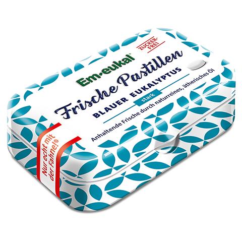 EM EUKAL Frische Pastillen blauer Eukalypt.z.frei 20 Gramm