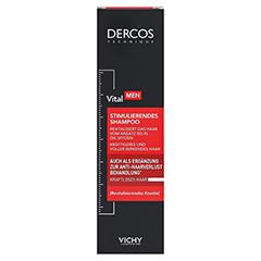 Vichy Dercos Vital-Shampoo für Männer 200 Milliliter - Vorderseite