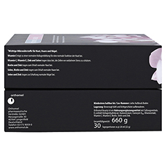 Orthomol Beauty Trinkfläschchen 30 Stück - Linke Seite