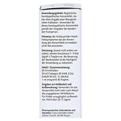 CERES Crataegus Urtinktur 20 Milliliter N1 - Rechte Seite