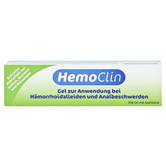 Hemoclin Gel 30 Gramm - Vorderseite