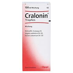 CRALONIN Tropfen 100 Milliliter N2 - Rückseite