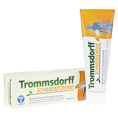 Trommsdorff Schmerzcreme 100 Gramm