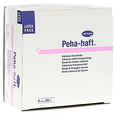 PEHA-HAFT Fixierbinde latexfrei 4 cmx20 m 1 Stück
