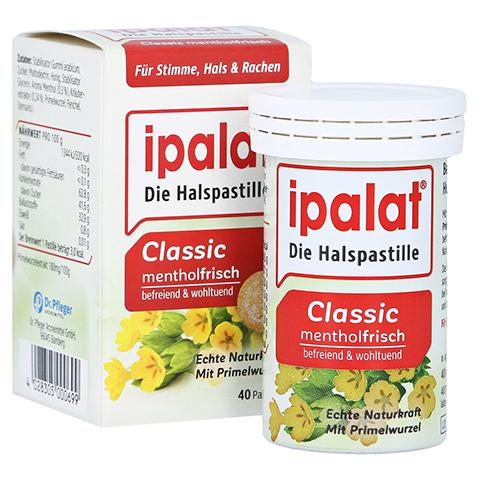IPALAT Halspastillen classic 40 Stück