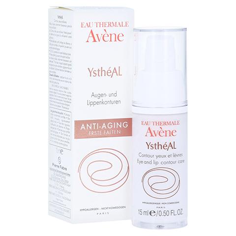 Avène Ystheal Augen- und Lippenkonturen 15 Milliliter