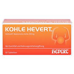 Kohle-Hevert 50 Stück - Vorderseite