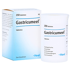 GASTRICUMEEL Tabletten 250 Stück N2