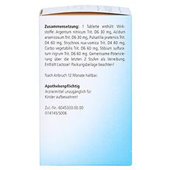 GASTRICUMEEL Tabletten 250 Stück N2 - Linke Seite