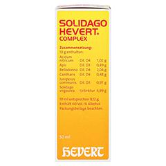 SOLIDAGO HEVERT Complex Tropfen 50 Milliliter N1 - Rechte Seite