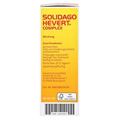 SOLIDAGO HEVERT Complex Tropfen 50 Milliliter N1 - Linke Seite