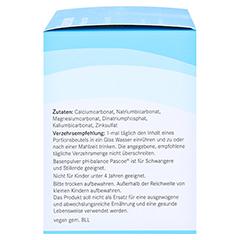 BASENPULVER pH balance Pascoe 30x4 Gramm - Rechte Seite