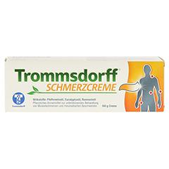 Trommsdorff Schmerzcreme 100 Gramm - Vorderseite