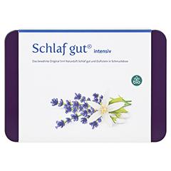 SCHLAF GUT Set inkl.Geschenkdose & Öl 1 Stück - Vorderseite