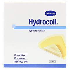 HYDROCOLL Wundverband 10x10 cm 10 Stück - Vorderseite