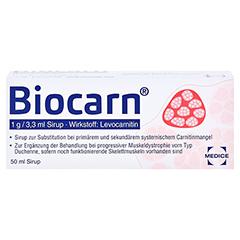 Biocarn 50 Milliliter N1 - Vorderseite