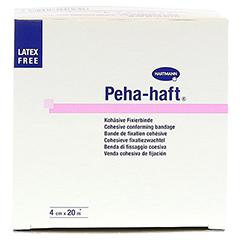 PEHA-HAFT Fixierbinde latexfrei 4 cmx20 m 1 Stück - Vorderseite