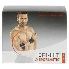 EPI-HIT CLASSIC Epicon.-Spange Gr.1 schwarz 07599 1 Stück - Vorderseite