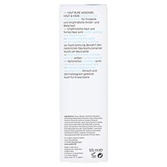 EUBOS KINDER Haut Ruhe Waschgel 125 Milliliter - Rückseite