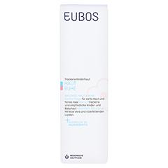EUBOS KINDER Haut Ruhe Waschgel 125 Milliliter - Vorderseite