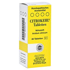 CITROKEHL Tabletten 80 Stück N1